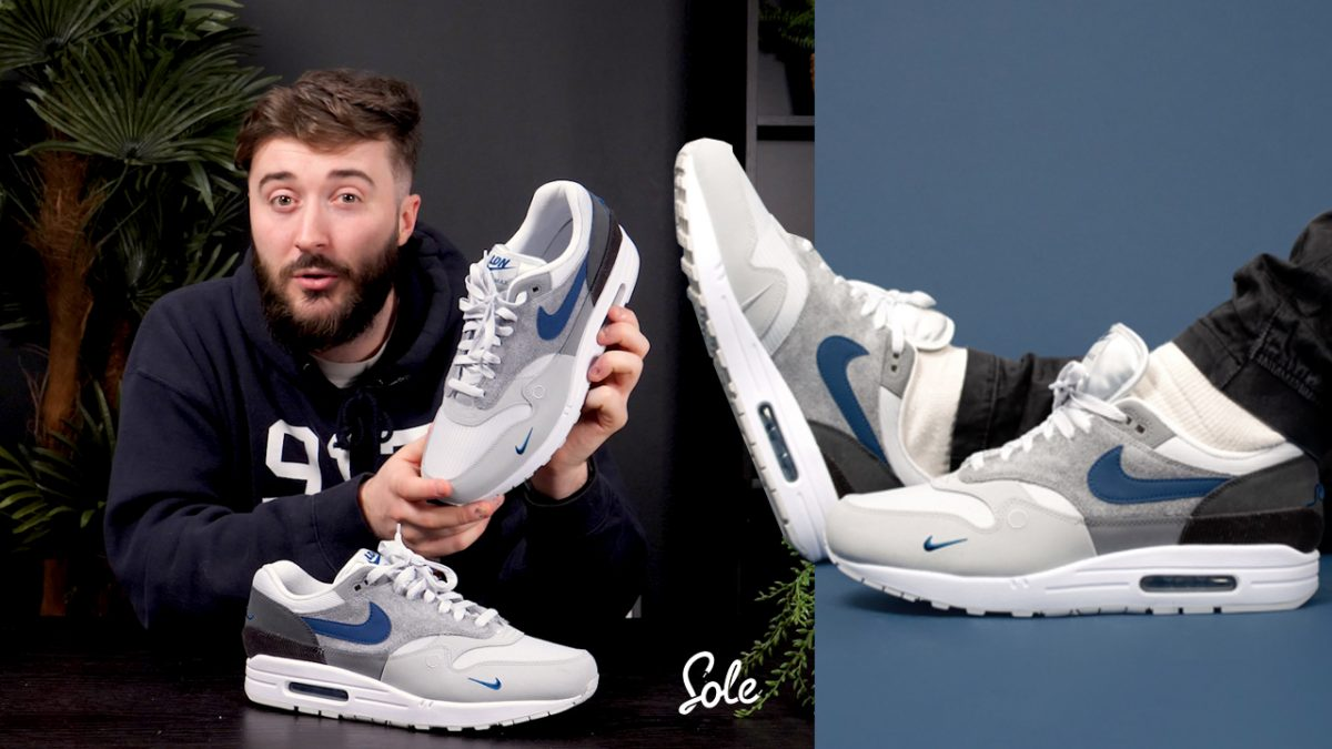 Nike Air Max 1 London City Pack Unboxing Hype Resale On