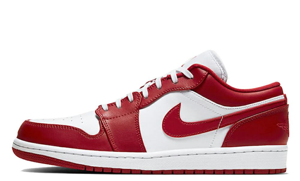 Jordan 1 Low Gym Red   Where To Buy