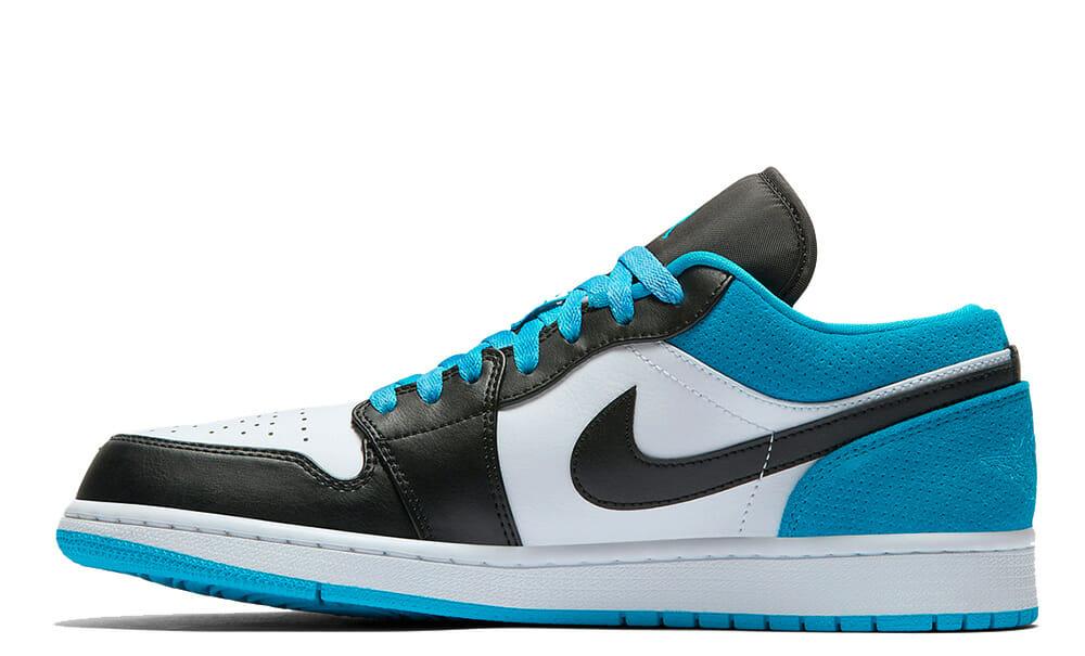 Jordan 1 Low Laser Blue | Where To Buy