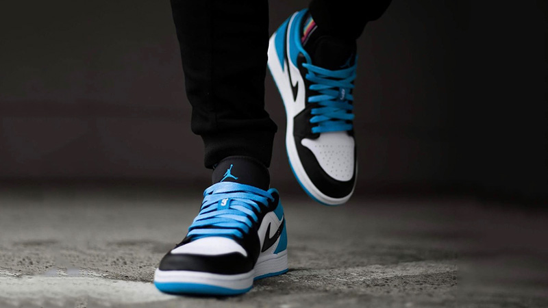 Jordan 1 Low Laser Blue Where To Buy Ck3022 004 The Sole Supplier