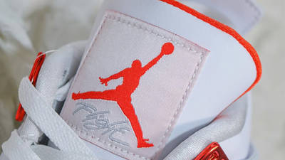 Jordan 4 Metallic Pack Closeup