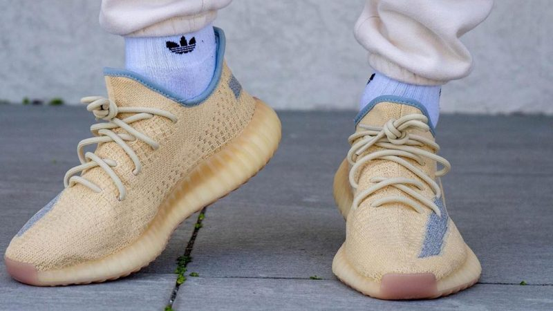 An On Foot Look at the Yeezy Boost 350 V2