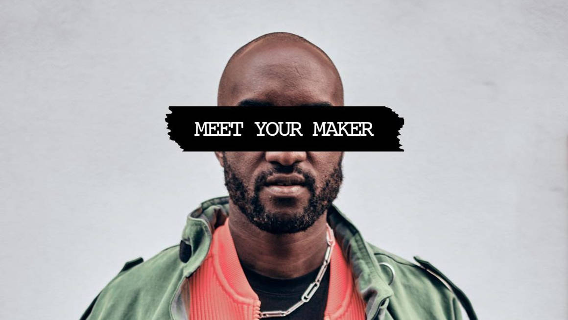 Meet Your Maker: Who is Off-White's Virgil Abloh?