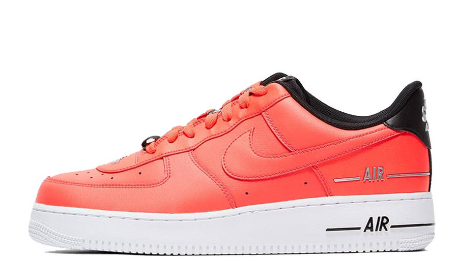 Nike Air Force 1 07 LV8 3 Laser Crimson | Where To Buy ...
