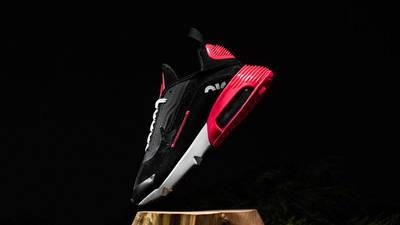 Nike Air Max 2090 Duck Camo Black Lifestyle 1