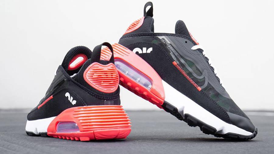 Nike Air Max 2090 Duck Camo Black Lifestyle