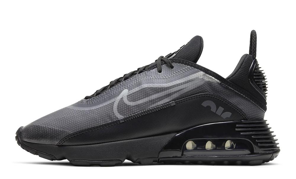 fina artesanía los recién llegados gran venta Nike Air Max 2090 Triple Black - Where To Buy - BV9977-001 | The ...