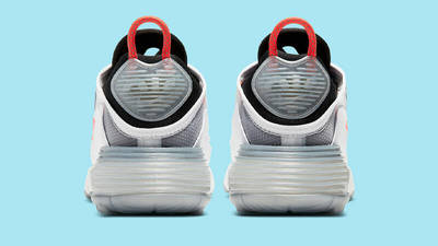 Nike Air Max 2090 White Black Back