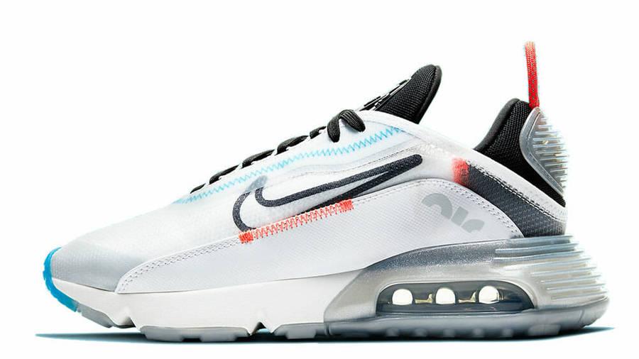 Nike Air Max 2090 White Black