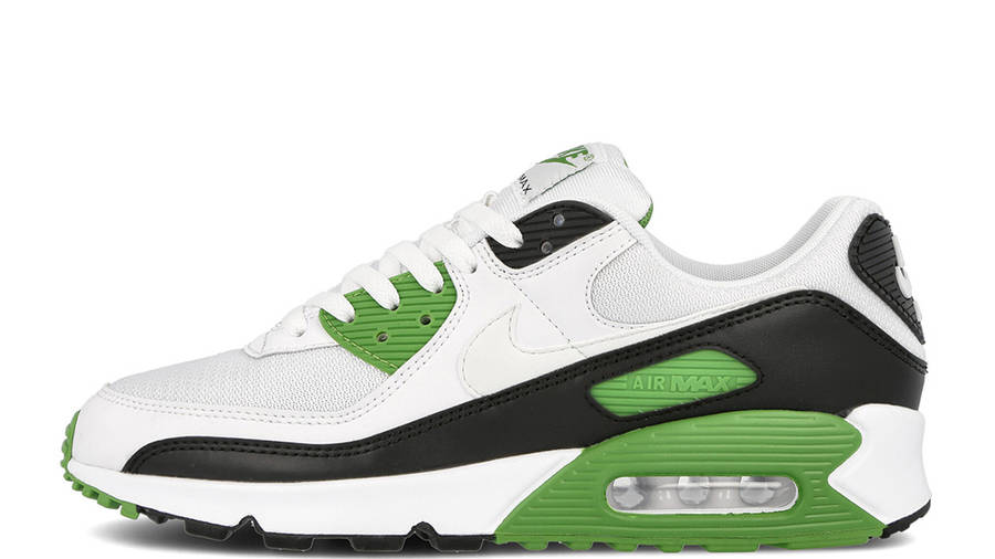 Nike Air Max 90 Chlorophyll   Where To Buy   CT4352-102   The Sole ...