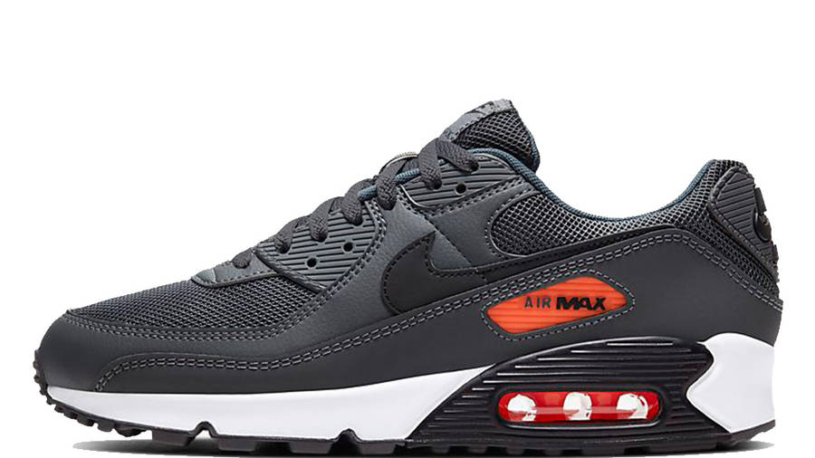 Nike Air Max 90 Iron Grey | Where To Buy | CW7481-001 | The Sole ...