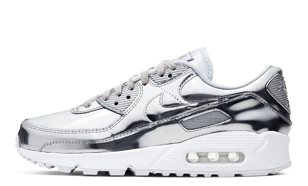 Nike Air Max 90 Medal Pack Silver