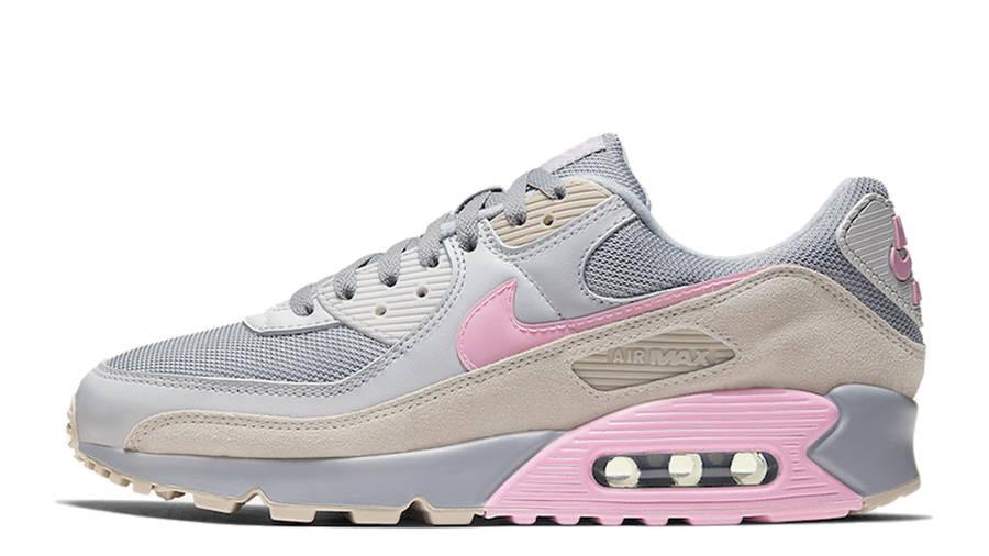 Nike Air Max 90 Vast Grey Pink