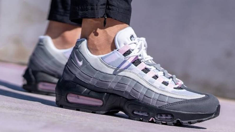 Nike Air Max 95 Premium Black Pink Foam | Where To Buy | CJ0588 ...