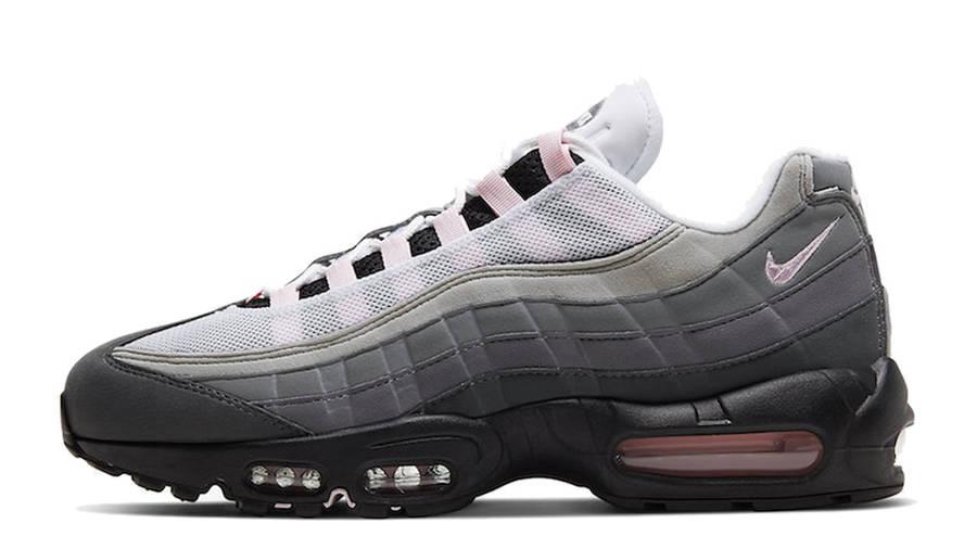 Nike Air Max 95 Premium Black Pink Foam