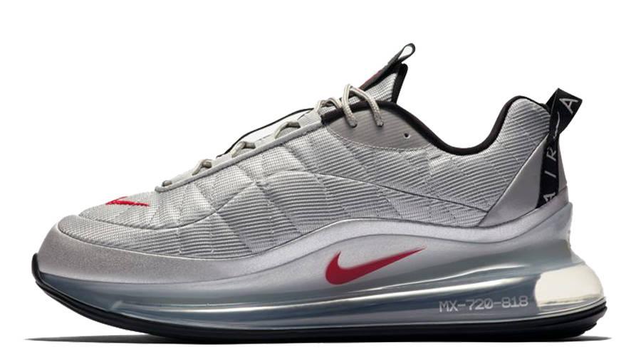 Nike MX-720-818 Metallic Silver Black
