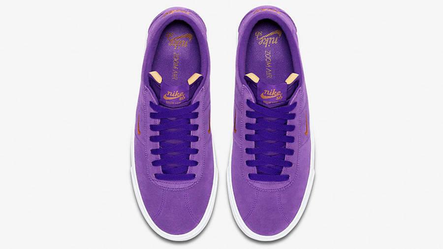 Nike SB Zoom Bruin Court Purple AQ7941-500 middle