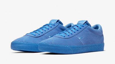 Nike SB Zoom Bruin Pacific Blue AQ7941-400 front