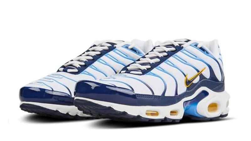 Nike TN Air Max Plus Blue White   Where