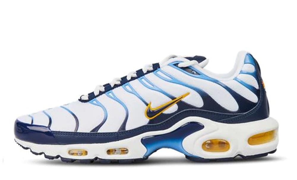 Nike TN Air Max Plus Blue White | Where