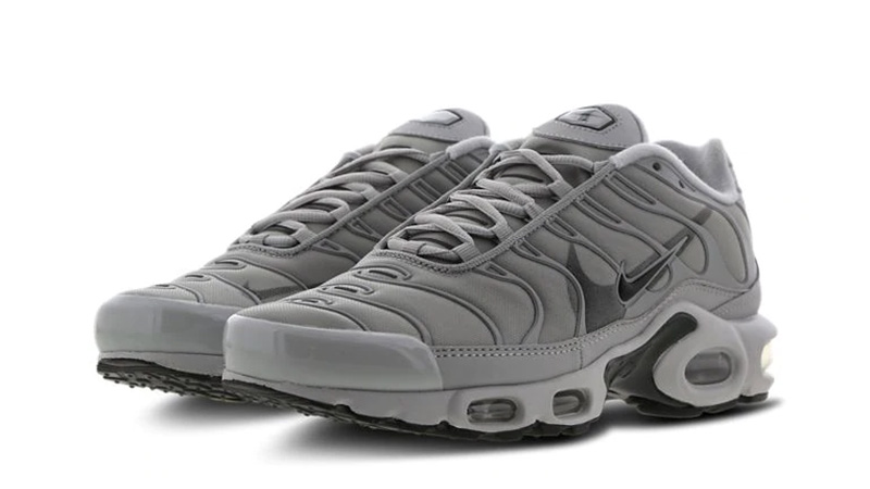 Nike TN Air Max Plus Grey Black | Where