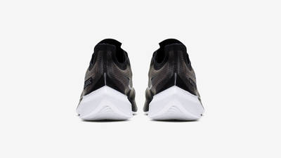Nike Zoom Gravity Black Wolf Grey Back