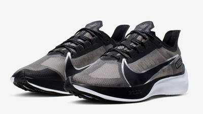 Nike Zoom Gravity Black Wolf Grey Front