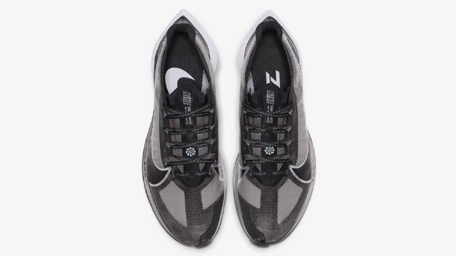 Nike Zoom Gravity Black Wolf Grey Middle