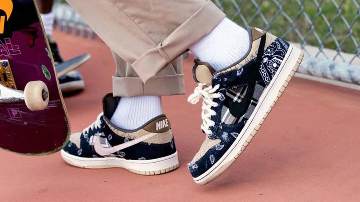 Travis Scott x Nike SB Dunk Low