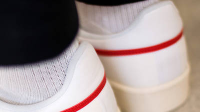 adidas Americana Low White EF6385 back