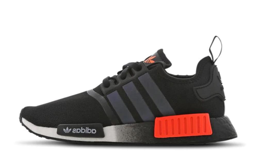 adidas nmd r1 noir et orange