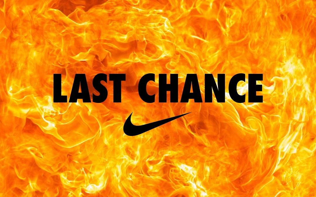 Last Chance to Use Nike's 25% Off Code