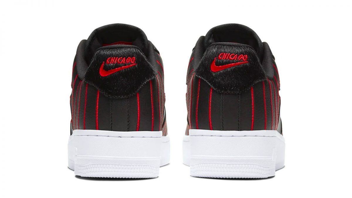 The Nike Air Force 1 Jewel Nods to the Chicago Bulls | The