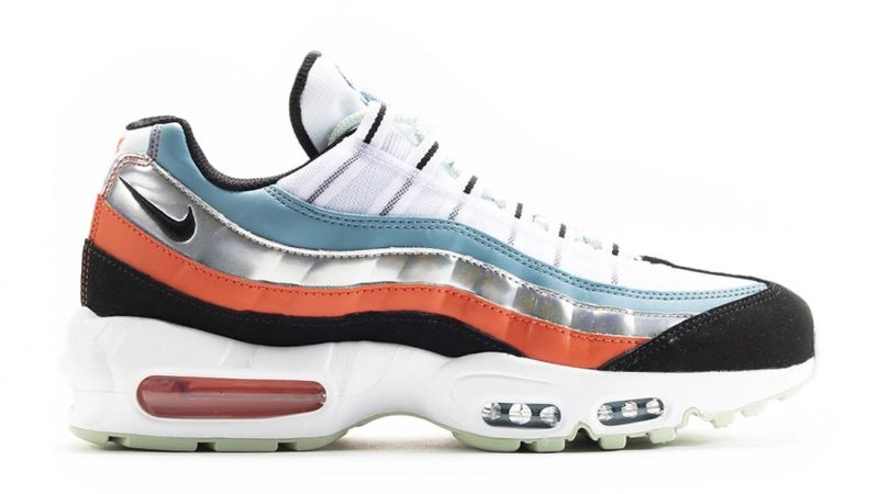 The Nike Air Max 95 Alien is Out of