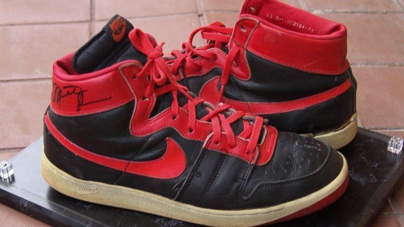 facts about michael jordan shoes