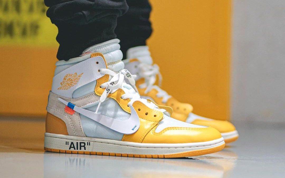 Off-White x Air Jordan 1 \