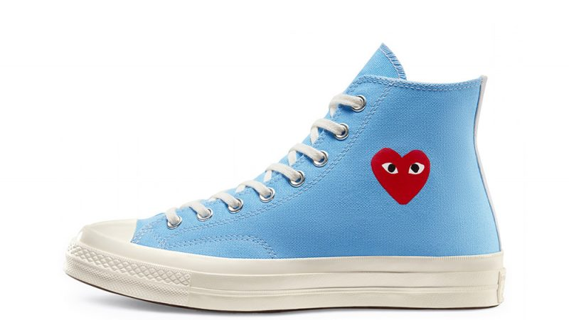 Comme des Garcons Play x Converse Chuck Taylor All Star 70 ...