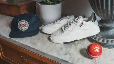 Extra Butter x adidas SC Premiere White Lifestyle