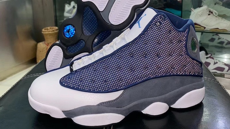 Jordan 13 Flint Navy | Where To Buy