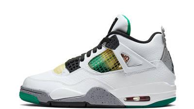 Jordan 4 Rasta AQ9129-100