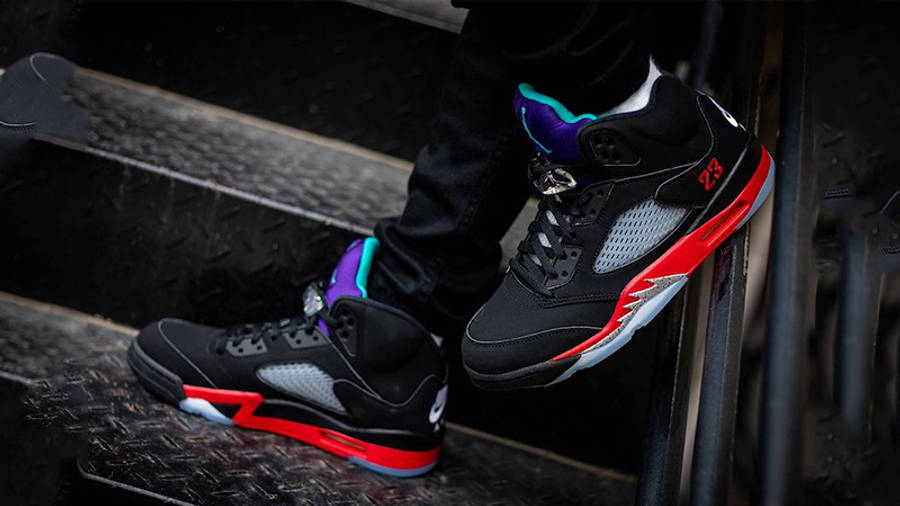 Jordan 5 Top 3 | Where To Buy | CZ1786-001 | The Sole Supplier