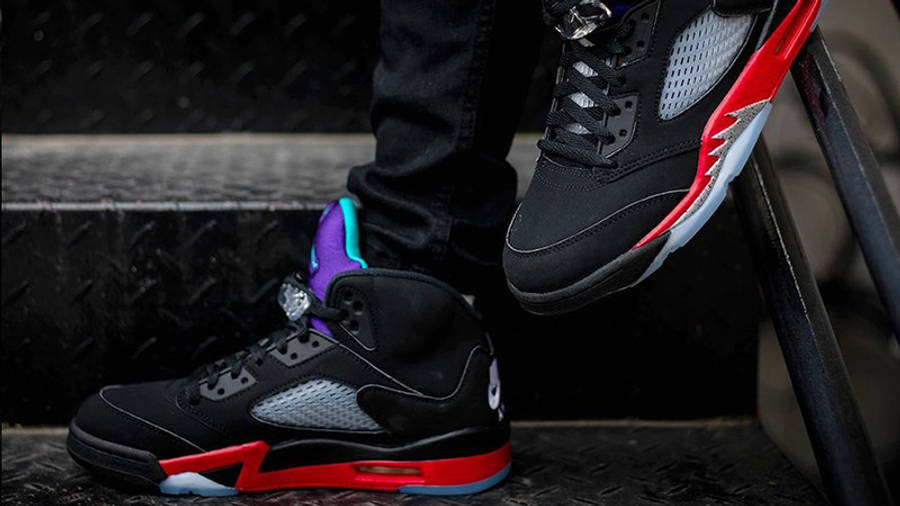 Jordan 5 Top 3   Where To Buy   CZ1786-001   The Sole Supplier