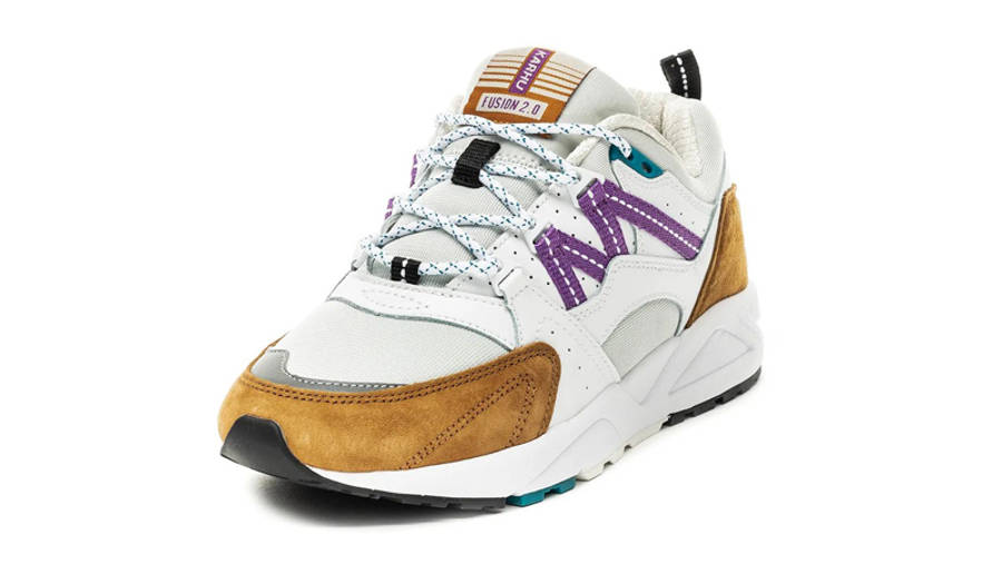 Karhu Fusion 2.0 Trophy Pack Brown White Front