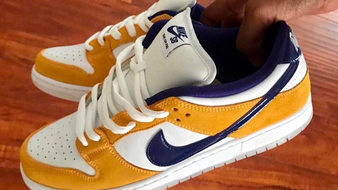 First Look at the Nike SB Dunk Low