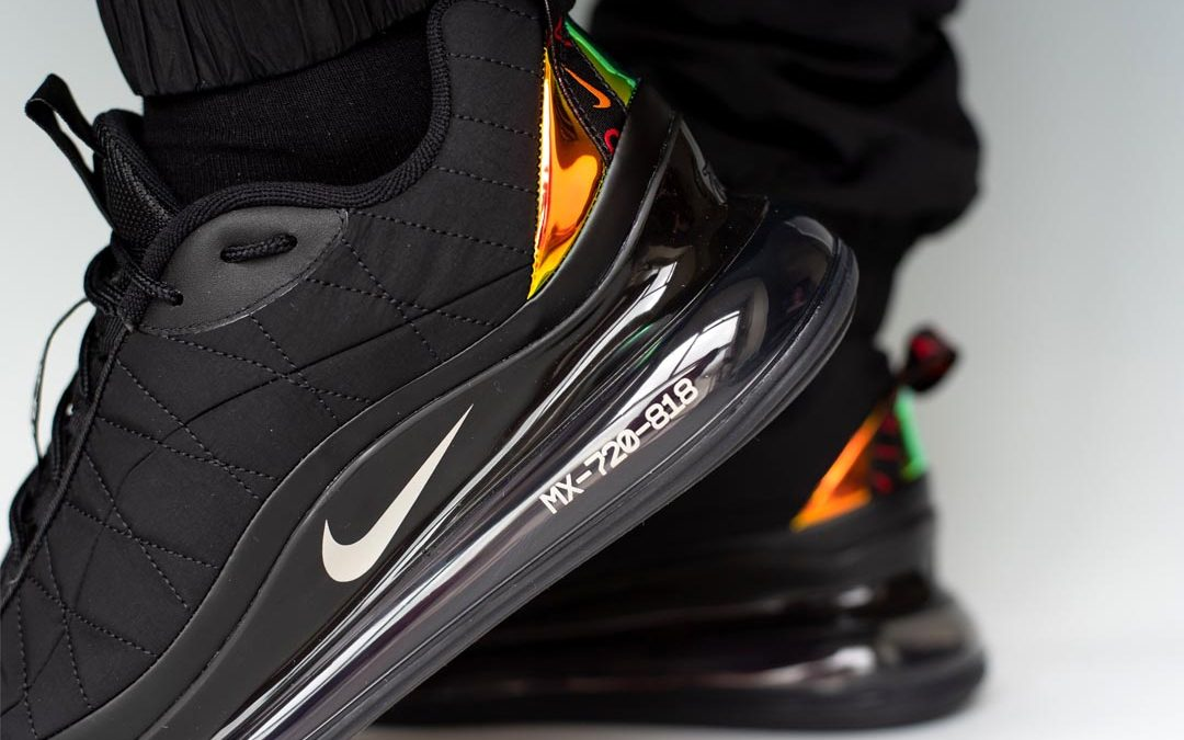 Turn Up The Heat With The Nike Mx 720 818 Magma The Sole Supplier
