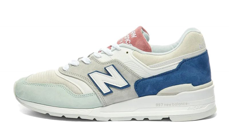 New Balance 997 Made in USA Grey Green - Where To Buy ...