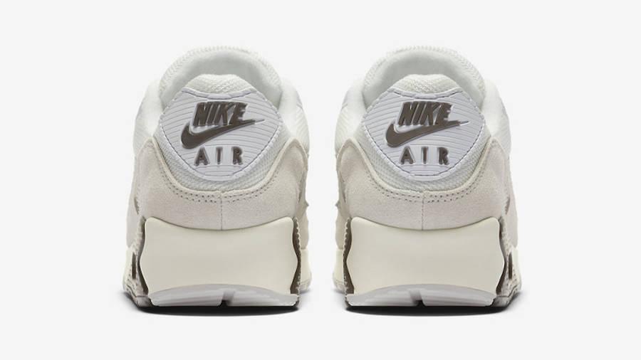 Nike Air Max 90 Baroque Brown Back