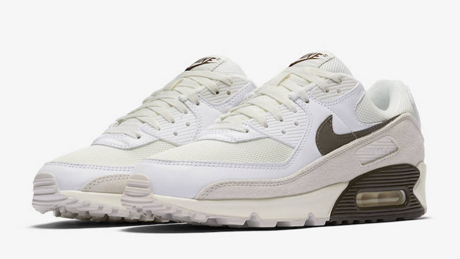 Nike Air Max 90 Baroque Brown Front