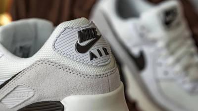 Nike Air Max 90 Baroque Brown Lifestyle Back
