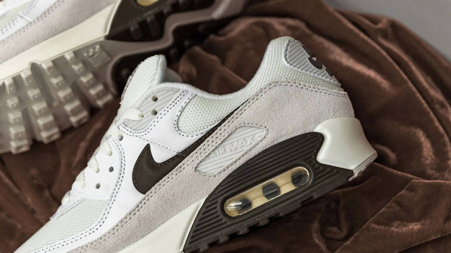 Nike Air Max 90 Baroque Brown Lifestyle Side
